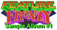 Embroidery Digitizing - Sample Album #1