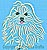 Maltese Agility #7 - Vodmochka Embroidery Design - Details