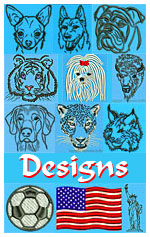 Award Winning Vodmochka Embroidery Designs;
